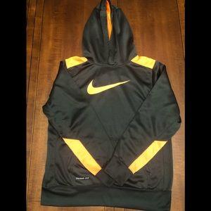 Nike Therma-Fit Hoodie Hooded Sweatshirt Boys XL